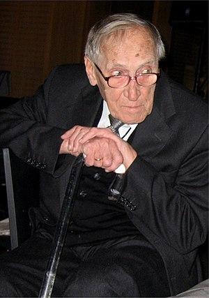 Leszek Kołakowski - Kołakowski in 2007