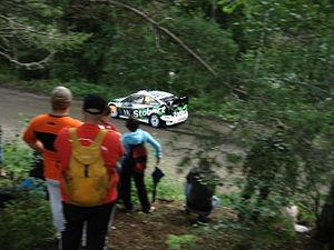 2007 Rally Finland shakedown 36.JPG