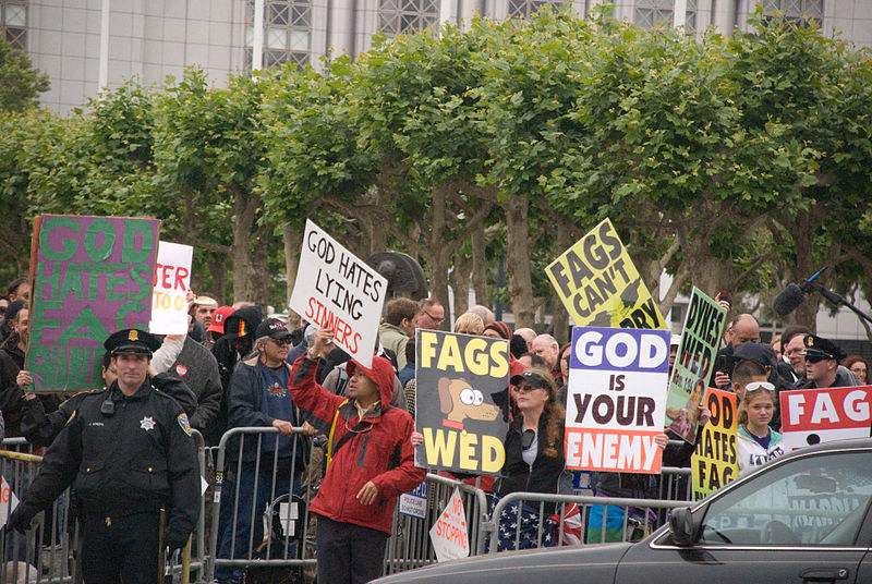 File:2008 Anti-gay protestors in San Francisco.jpg