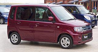 Mitsubishi Toppo Motor vehicle