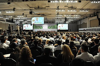 2010 United Nations Climate Change Conference - Image: 2010 UN Climate Talks