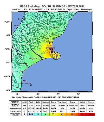 日本 ニュージーランド 影響 地震