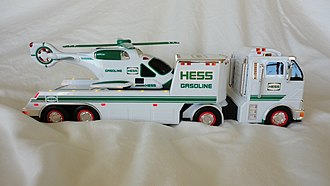 Hess Corporation - The 2006 version of the Hess Toy Truck