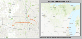 Wisconsin Assembly, District 14