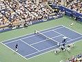 2012 US Open Novak Đ vs Paolo Lorenzi1.jpg