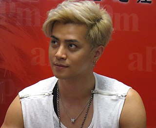 Show Lo Taiwanese singer, actor and dancer