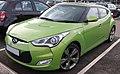 2013 Hyundai Veloster Sport GDi 1.6 Front.jpg