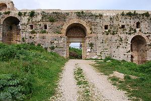 Nicopolis - Ancient gates