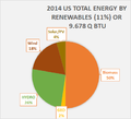 2014 Contributions by Renewables to US Total Energy (11-).png