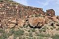 2014 Erywań, Erebuni, Ruiny twierdzy (06).jpg