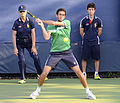 2014 US Open (Tennis) - Qualifying Rounds - James Ward (14849331607).jpg