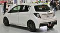 2015 Toyota Vitz G's rear.jpg