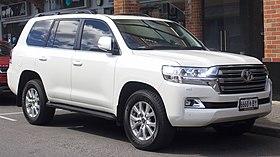 2020 Toyota Land Cruiser: News, Design, Equipment, Price >> Toyota Land Cruiser Wikipedia