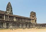 2016 Angkor, Angkor Wat, Główna świątynia (06).jpg
