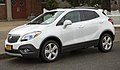 2016 Buick Encore in Summit White, front left.jpg