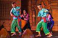 2016 Phnom Penh, Tradycyjny Kambodżański Pokaz Tańca (053).jpg