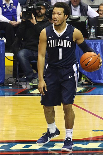 Jalen Brunson - Brunson for the 2016–17 Villanova Wildcats