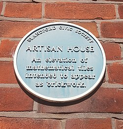 Photo of Blue plaque № 7395