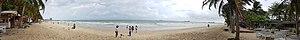 2018-09-08 Balikpapan Kemala Beach Panorama.jpg