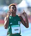 2018-10-16 Stage 2 (Boys' 400 metre hurdles) at 2018 Summer Youth Olympics by Sandro Halank–089.jpg