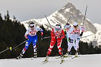 Skilanglauf-Weltcup 2018 in Seefeld