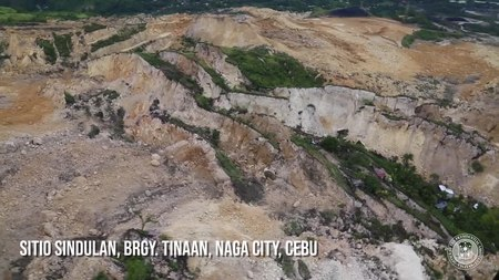 File:2018 Naga Landslide Aerial Survey - OPAV.webm