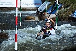 2019 ICF Canoe slalom World Championships 193 - Maialen Chourraut.jpg