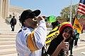 26.HealthCareReformProtests.SupremeCourt.WDC.27March2012 (7022936603).jpg