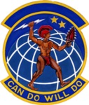 292d Combat Communications Squadron - Image: 292d Combat Communications Squadron