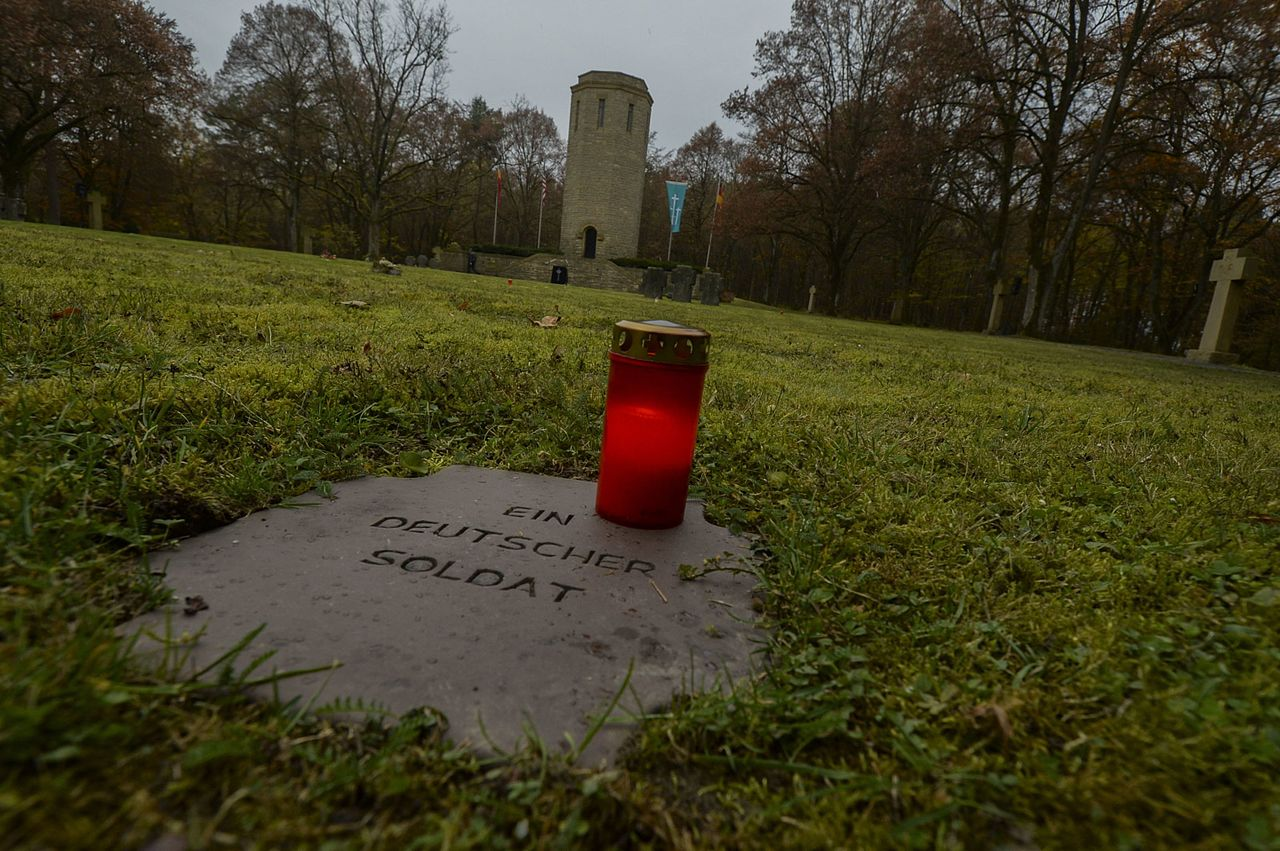 German Soldier Mourning Ring