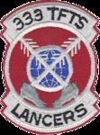 333d Tactical Fighter Training Squadron - Emblem.png