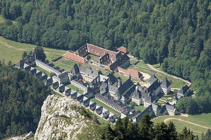 Monast re de la grande chartreuse ancien monument - Office du tourisme st pierre de chartreuse ...