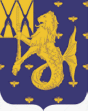 43rd Infantry Regiment (United States) - Coat of arms