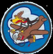 510th Fighter-Bomber Squadron - World War II Emblem