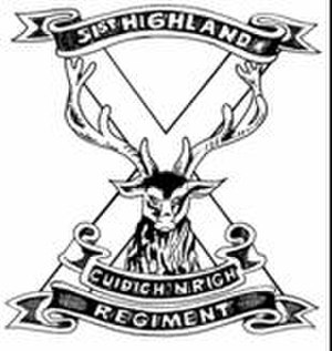 Highland Brigade (United Kingdom) - The common cap badge of the Highland Brigade was created in 1958. It was later adopted by the 51st Highland Volunteers