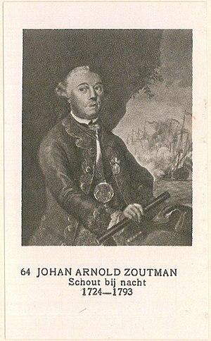 Johan Zoutman