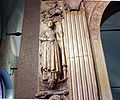 6654 - Milano - Castello sforzesco - Michelozzo e Filarete - Portale del Banco Mediceo - dettaglio - Foto Giovanni Dall'Orto - 14-Feb-2008.jpg
