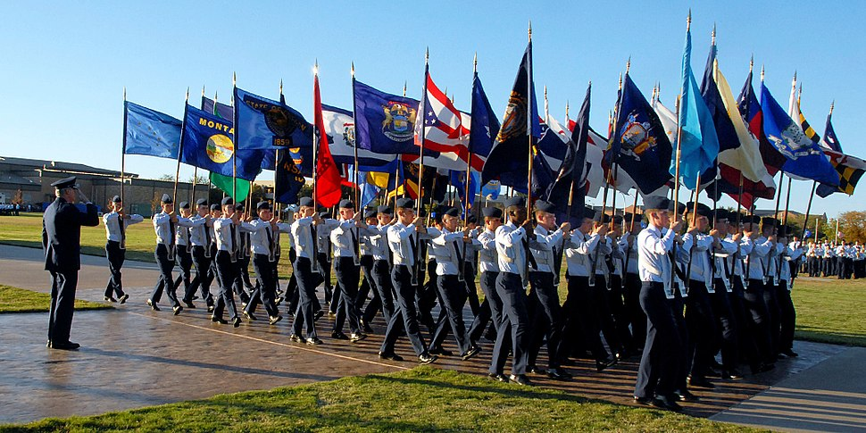 82d Training Wing Memorial Day Parade