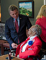 95-year-old Tuskegee Air(wo)man awarded Congressional Gold Medal 150416-A-CW513-112.jpg