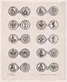 9th Plate, Featuring 10 Coins Met DP891331.jpg