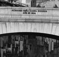 Año 1856, inauguración Puente de Piedra, Gerona (o Girona), España, 03224.tif