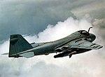 A-6E Intruder of VA-185 in flight, circa in the late 1980s.jpg