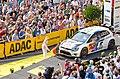 ADAC Rallye Deutschland 2013 - Fahrerpräsentation auf dem Roncalliplatz-4666.jpg