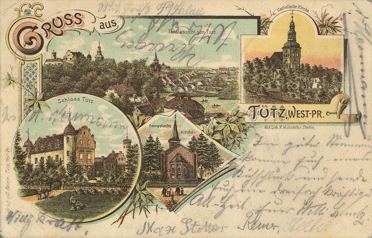 AK Tütz, W.-Pr., verschiedene Motive (um 1900).jpg