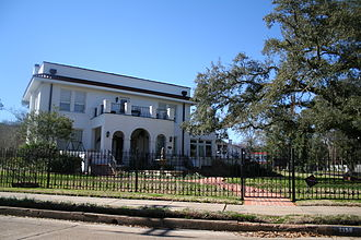 National Register of Historic Places listings in Rapides Parish, Louisiana - Image: ALEX Drive Feb 27 2014 033