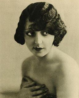 Alma Bennett American actress