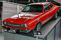 AMC Hornet (The Man with the Golden Gun) front-left National Motor Museum, Beaulieu.jpg