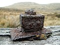 A Corroded Nut on Iron Rod - geograph.org.uk - 595510.jpg