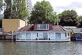 A House In The River Thames At Kingston - London. (14894352418).jpg