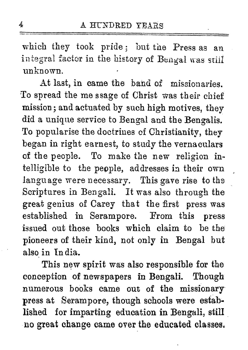 Page:A Hundred Years Of Bengali Press.pdf/6 - Wikisource, the free online  library
